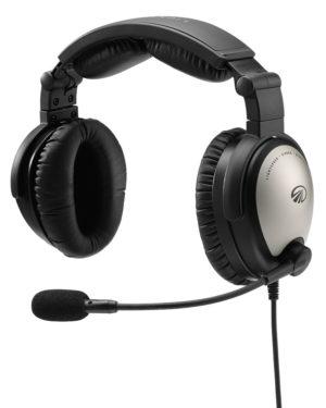 Sierra® ANR Headset - Pilot Headsets - LightspeedAviation.com