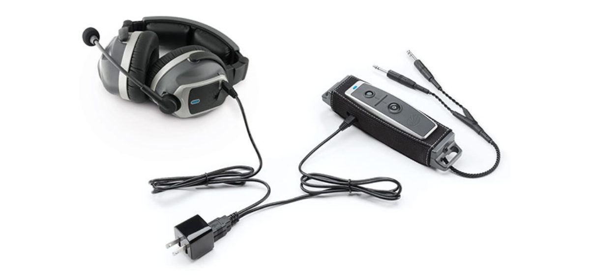 Tango headset and panel interface
